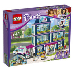41318 LEGO® FRIENDS Hartleiko ligoninė