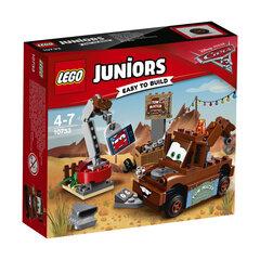 Konstruktorius LEGO® Juniors Bruolio sąvartynas 10733 kaina ir informacija | Konstruktoriai ir kaladėlės | pigu.lt