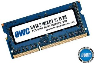 OWC SO-DIMM DDR3 4GB 1066MHz CL7 Apple Qualified (OWC8566DDR3S4GB)