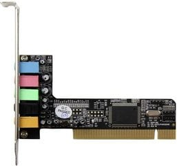 StarTech 5.1 CHANNEL PCI (PCISOUND5CH2)