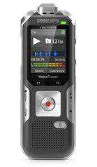 Philips DVT 6010, sidabrinė kaina ir informacija | Diktofonai | pigu.lt