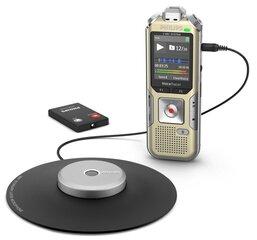Philips DVT8010, Sidabrinė kaina ir informacija | Diktofonai | pigu.lt