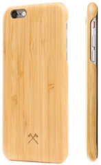 Apsauginis dėklas Woodcessories Cevlar Bamboo Eco140 skirtas Apple iPhone 7, Apple iPhone 8