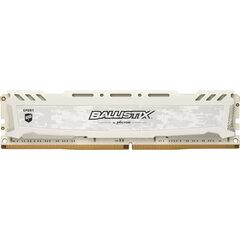 Ballistix Sport LT DDR4, 8GB, 2400MHz, CL16 (BLS8G4D240FSCK)