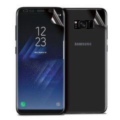 Forcell Samsung G955 Galaxy S8 Plus / S8+ Screen protector Glossy (Full face) Front+Back (2pcs)