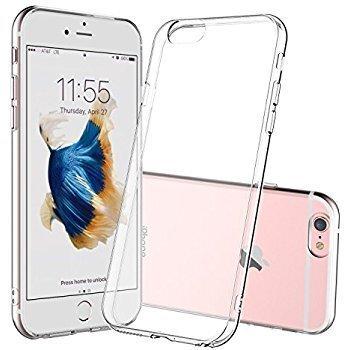 Mocco Ultra dėklas skirtas Apple iPhone 6 / 6S, skaidrus