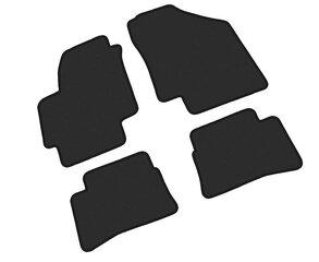 Kilimėliai ARS HYUNDAI ACCENT 2005-2011 /14 Luxury kaina ir informacija | Modeliniai tekstiliniai kilimėliai | pigu.lt
