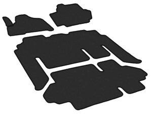 Kilimėliai ARS PEUGEOT EXPERT 2007-> (7v., I, II ir III e.) /MAX5 Velour kaina ir informacija | Modeliniai tekstiliniai kilimėliai | pigu.lt
