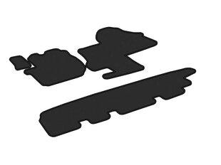 Kilimėliai ARS RENAULT TRAFIC 2001-2014 (8 v. I ir II eilė) /MAX3 Exclusive kaina ir informacija | Modeliniai tekstiliniai kilimėliai | pigu.lt