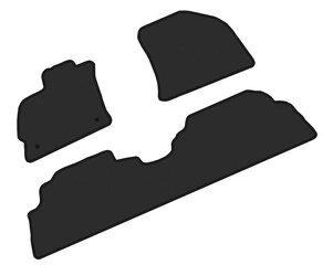 Kilimėliai ARS TOYOTA PRIUS + 2011-> (5 v.) /16\2 Velour kaina ir informacija | Modeliniai tekstiliniai kilimėliai | pigu.lt