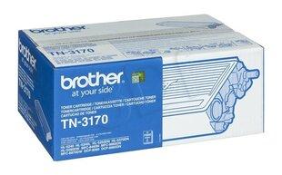 Brother TN3170 kaina ir informacija | Kasetės lazeriniams spausdintuvams | pigu.lt