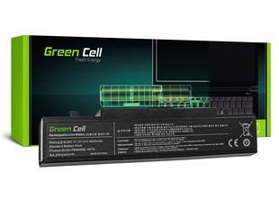 Green Cell Laptop Battery AA-PB9NC6B AA-PB9NS6B for Samsung RV511 R519 R522 R530 R540 R580 R620 R719 R780