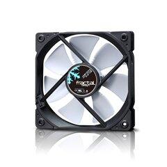 Fractal Design White (FD-FAN-DYN-X2-GP12-W) kaina ir informacija   Kompiuterių ventiliatoriai   pigu.lt