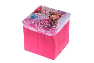 FROZEN, vaikiška dėžė daiktams, 30x30x30 cm