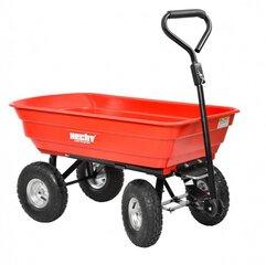 Прицеп Hecht 52145 цена и информация | Садовые тракторы | pigu.lt
