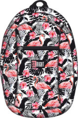 Kuprinė Stright BP9 Flamingo Pink & Black