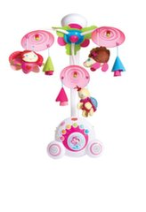 Muzikinis žaislas ir karuselė Tiny Love Tiny Princess