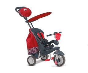 Triratukas Smart Trike Splash 5 in1, raudonas