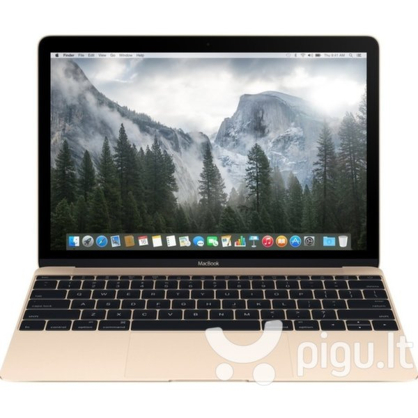 Apple MacBook 12 Retina (MNYL2KS/A) EN/SWE