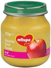 Obuolių tyrelė Milupa, 4 mėn+, 125 g