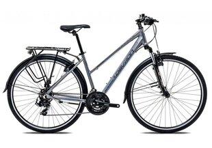 Moteriškas trekingo dviratis Devron LT1,8