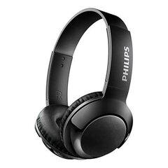 Bevielės ausinės Philips SHB3075BK/00 Juodos kaina ir informacija | Ausinės, mikrofonai | pigu.lt