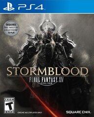 Žaidimas Final Fantasy XIV: StormBlood, PS4