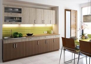 Кухонный комплект шкафов Blanka цена и информация | Комплекты кухонной мебели | pigu.lt