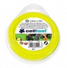 "Vejapjovių valas Cellfast (kvadratinis) 1,3""*15 m"