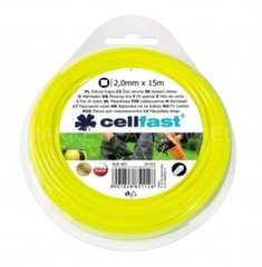 "Vejapjovių valas Cellfast (kvadratinis) 2,0""*15 m"