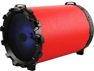 Nešiojamos garso kolonėlės Rebeltec SoundTube 220, raudona