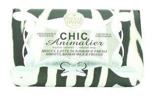 Natūralus muilas Nesti Dante Chic Animalier White 250 g