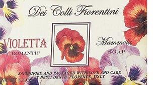 Natūralus muilas Nesti Dante Dei Colli Fiorentini Violetta Romantic 250 g