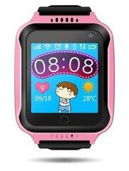 GPS laikrodis, telefonas Sponge See, Rožinė kaina ir informacija | Išmanieji laikrodžiai ir apyrankės (smartwatch, smartband) | pigu.lt