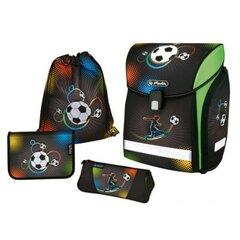 Rinkinys Herlitz Midi Plus Futbolistas 50007790 kaina ir informacija | Kuprinės mokyklai, penalai, sportiniai maišeliai | pigu.lt