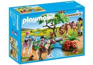 6947 PLAYMOBIL® Country, Išvyka žirgais