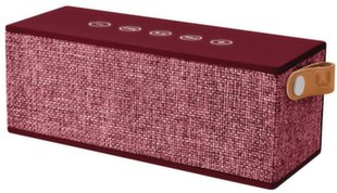 Belaidis garsiakalbis FRESHN REBEL RBelaidis garsiakalbis FRESHN REBEL Rockbox Brick Bluetooth, Ruby