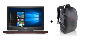 Dell Inspiron 15 7567 i5-7300HQ 8GB 1TB WIN10 + Dell Pursuit Backpack 15