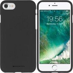 Mercury SoftJelly silikoninis nugarėlės dangtelis telefonui Samsung Galaxy J5 (2016) J510, Juodas kaina ir informacija | Mercury SoftJelly silikoninis nugarėlės dangtelis telefonui Samsung Galaxy J5 (2016) J510, Juodas | pigu.lt