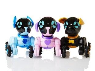Nuotoliniu būdu valdomas robotas šuniukas Chippies WowWee, 2804