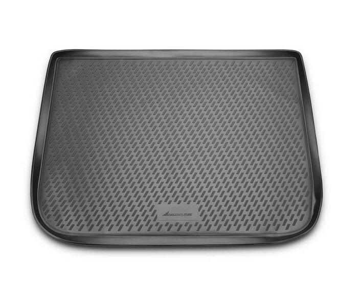 Guminis bagažinės kilimėlis CITROEN C4 Picasso 2007-2014 black /N08015