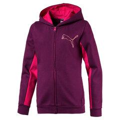 Puma bluzonas Style FZ Hoody, Dark Purple