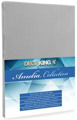 DecoKing трикотажная Amelia Collection простынь с резинкой, 80x200 см