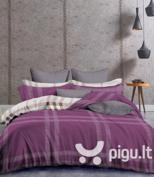 Patalynės komplektas Diamond Collection VioletDream, 2 dalių