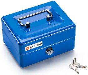 Metalinė dėžutė pinigams BRIHARD BR001