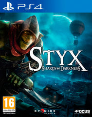 STYX Shards of Darkness, PS4