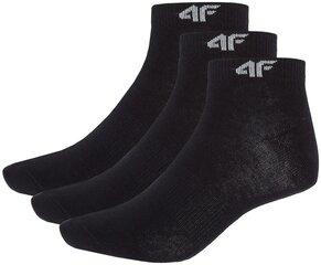 Kojinės moterims 4F SOD001 (3 vnt.)  39-42 kaina ir informacija | Pėdkelnės, kojinės | pigu.lt