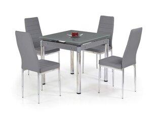Išskleidžiamas stalas Kent, pilkas