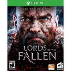 Lords of the Fallen Limited Edition, Xbox ONE