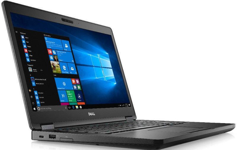 Dell Latitude 5480 i3-7100U 4GB 500GB WIN10Pro